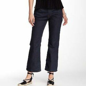 Free People High Rise Flare Jeans Sz 26 NWT